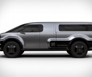 Neuron EV T.ONE Modular Utility Vehicle