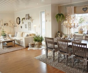 Neutral Toned Home in Norway