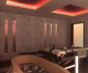 New 3D Luxurious Spa Massage Design View