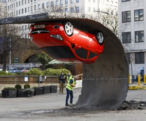 New Alex Chinnecks Installation for Vauxhall Motors