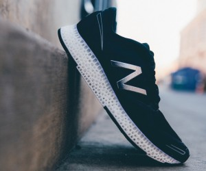 New Balance 3D-Printed Running Shoe