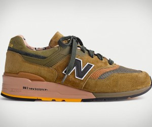 New Balance x J.Crew Wild Nature Pack