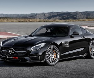 New Brabus Mercedes-AMG GT S