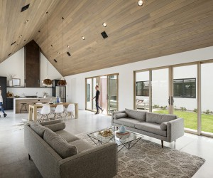 New Build Home Inspired by the Forms of the Missions in Southern Arizona