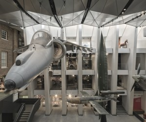 New First World War Galleries by Foster  Partners