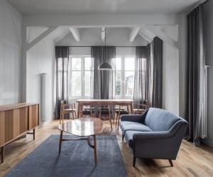 New Holiday Apartment in Midzyzdroje by Studio Loft Kolasinski