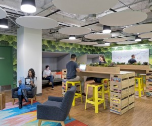 New Instacart Offices in San Francisco, California  Design Blitz