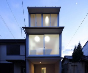New Kyoto Town House 2 by Alphaville