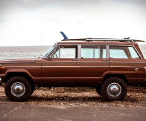 New Legend x Iron  Resin 1978 Jeep Wagoneer