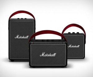 New Marshall Speakers