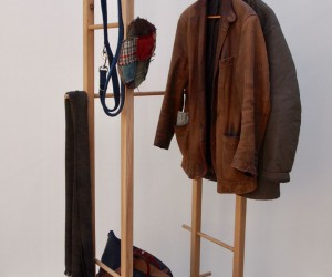 New May 2019 - Minimal Coat Rack - Clothes Rack from Tidyboy