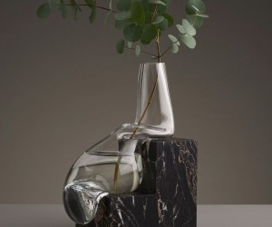 New Modern Furniture, Lighting and Vase Collections