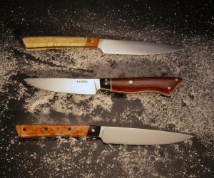 New Paring Knives from Kalmus Culinary Knives