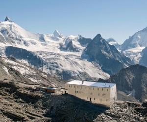 New Tracuit Hut by Savioz Fabrizzi Architectes