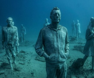 New Underwater Museum by Jason deCaires Taylor