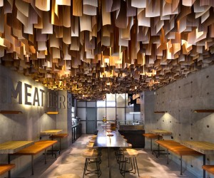 New Urban Restaurant by YOD Design Studio