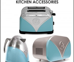 New Volkswagen Camper Van Kitchen Accessories
