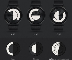 New Watch Collection: Lunar by Ziiiro