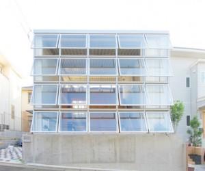 Newtown by Junpei Nousaku Architects