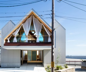 Newtown House by Kohei Yukawa  Hiroto Kawaguchi