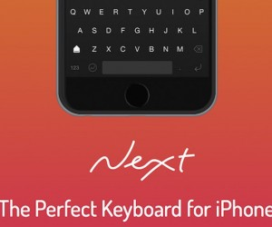 NEXT Keyboard : More Power At Your Fingertips