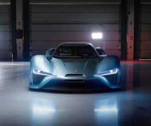 NextEV unveils Worlds Fastest Electric Supercar