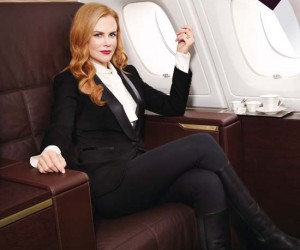 Nicole Kidman becomes the face of Etihad Airways