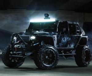 Nightstalker Jeep Wrangler