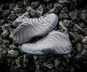 Nike Air Foamposite One Premium Wolf Grey