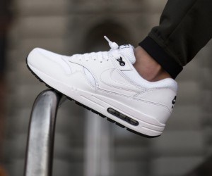 Nike Air Max 1 Essential All-White Sneaker