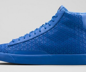 NIKE Blazer Mid Metric Royal Blue