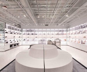Nike house of Innovation 000 Flagship Store in New York