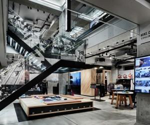 Nike Kichijoji Running Concept Store, Tokyo