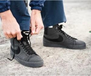 Nike SB Blazer Black | by Passport