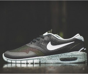 Nike SB Koston 2 Max - BlackVenom Green