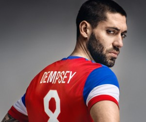 Nike Unveils 2014 U.S. National Soccer Away Kit