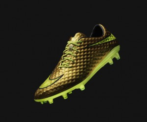 Nike unveils the Gold Hypervenom Special Edition
