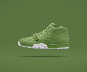NikeCourt Air Trainer 1 Mid x fragment design