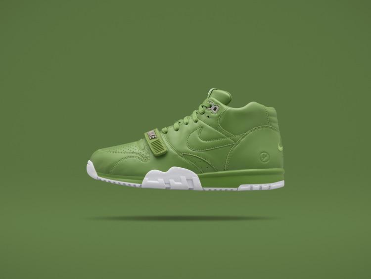 hot sale online 80edc 89071 NikeCourt Air Trainer 1 Mid x fragment design