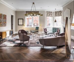 Nilufar Opens SQUAT Pop-Up Apartment in London