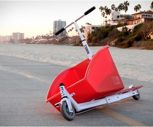 Nimble Cargo Scooter