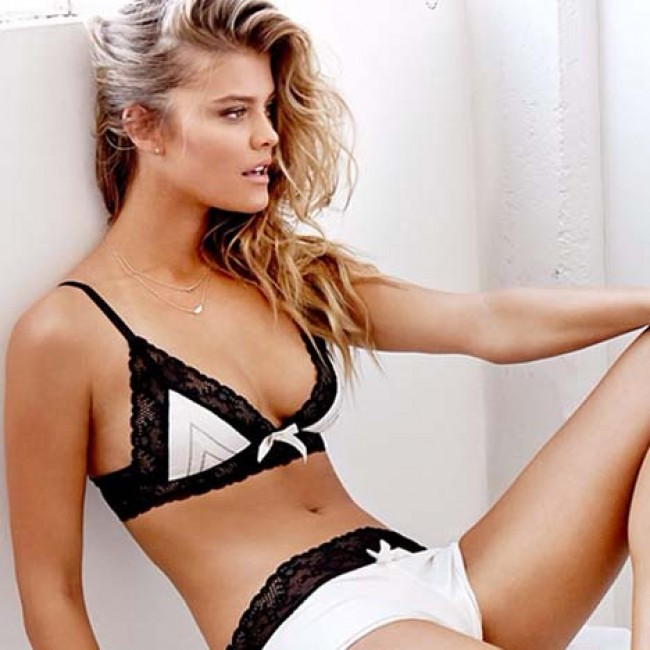 Nina Agdal for Love Haus by Beach Bunny Swimwear