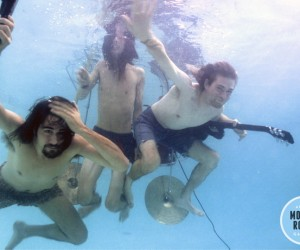 Nirvana Nevermind outtakes by Kirk Weddle