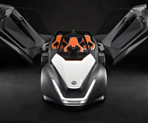 Nissan BaldeGlider Electric Sports Car Unveiled in Rio