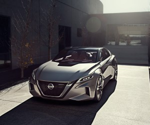 Nissan unveils Vmotion 2.0 at 2017 NAIAS