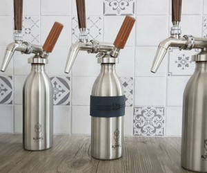 NITRO KING 2.0: Cold Brew Coffee of the Future