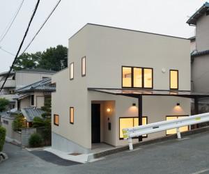 Nk House by Yosuke Ichii Architects
