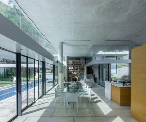 NMD NOMADAS Design a Contemporary Home in Valencia, Venezuela