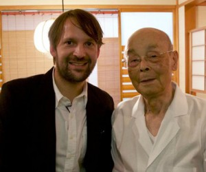 Noma Head Chef Ren Redzepi Interviews Legendary Sushi Master Jiro Ono