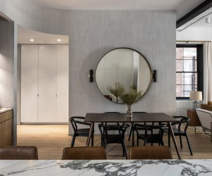 NoMad Loft Designed by Worrell Yeung in Former Manhattan Hotel